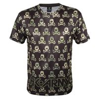 T-Shirt Dry Fit HK Army Mens All Over Recon camo