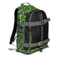 Planet Eclipse GX2 Gravel Bag Molle Fighter green