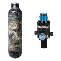 HP System 300 Bar Planet Eclipse HDE, HK Army Aerolite2 Pro Regulator, 0,25l Armotech Flasche