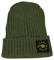 Planet Eclipse Worker Beanie oliv
