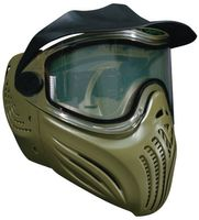 Paintball Maske Empire Vents Helix thermal oliv