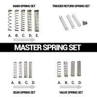 Inception Designs Master Spring Set for Cocker