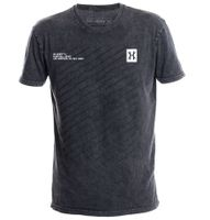 T-Shirt HK Army Mens Code Charcoal grau