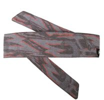 HK Army Headband Snakes grey / red