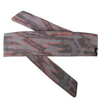 HK Army Headband Snakes grau / rot