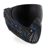 Paintball Maske Virtue VIO Ascend Graphic blau