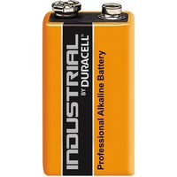 Batterie Duracell Industrial 6LR61-MN1604, 9V Block