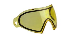 Paintball Maskenglas Dye I4/I5 Thermal Gelb