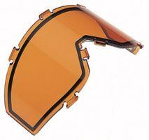 Paintball Maskenglas X-Ray Thermal orange