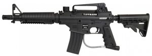 Tippmann Bravo One Elite Tactical .68 Cal schwarz