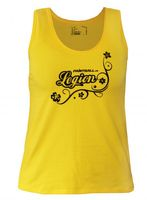 T-Shirt Legionnaires Girls gelb