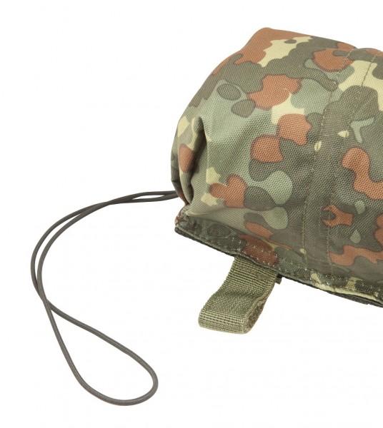 Paintball Tasche Flecktarn BW für Markierer Hopper HP Flasche Läufe Equipment