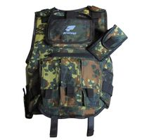 Paintball Weste Tactical Protoyz Flecktarn unisize