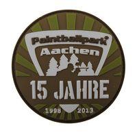 Aachen 15 Jahre Patch