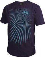 T-Shirt Planet Mens Capture lila