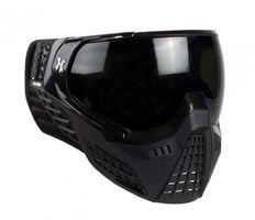 Paintball Maske HK Army KLR Onyx schwarz