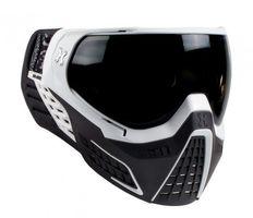 Paintball Maske HK Army KLR weiss