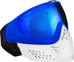 Paintball Maske Virtue VIO Extend White Saphire