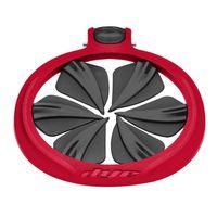 Feedgate Dye Rotor 2 (R-2) Quickfeed black / red