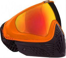 Paintball Maske Virtue VIO Extend schwarz / orange