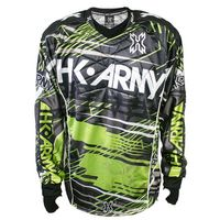 HK Army Hardline Pro Jersey 2016 Electric / lime