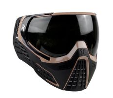 Paintball Maske HK Army KLR Sandstorm braun Limited Edition