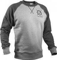 Sweatshirt Planet Crew grau