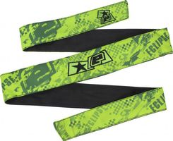 Planet Headband Fracture lime