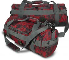 Eclipse GX Holdall Fire red