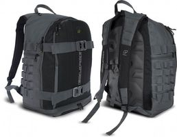 Rucksack Eclipse GX Gravel Bag Molle grau