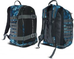 Rucksack Eclipse GX Gravel Bag Molle Ice blau