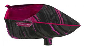 Hopper Virtue Spire 200 Graphic Series schwarz / pink