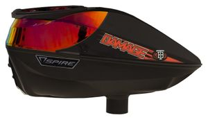 Hopper Virtue Spire 200 Graphic Series Team Damage inkl. Crown SF