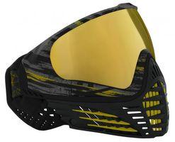 Paintball Goggle Virtue VIO Contour Graphic Series Gold black / gold