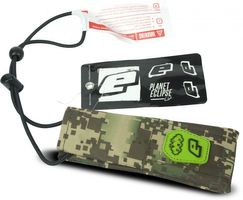 Laufsocke Planet HDE Earth braun camo