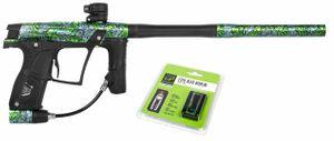 GTEK Pro Planet Eclipse .68 Cal Zombie Stretch Poison grün