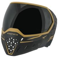 Paintball Goggle Empire EVS black / gold