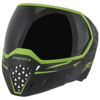 Paintball Maske Empire EVS schwarz / lime