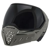 Paintball Maske Empire EVS grau / schwarz