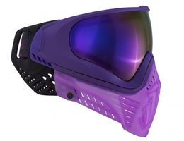 Paintball Maske Virtue VIO XS Crystal Amethyst lila