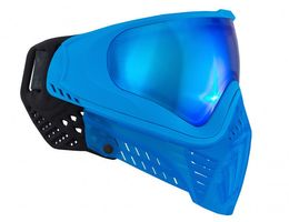 Paintball Maske Virtue VIO XS Crystal Ice blau