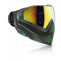 Paintball Maske Dye i5 Emerald schwarz / lime