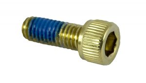Planet Eclipse CSL Clamping Feedneck Screw Short GOLD