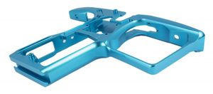 Planet Eclipse Ego11 Screw Frame cyan