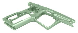 Planet Eclipse Geo3 Frame green