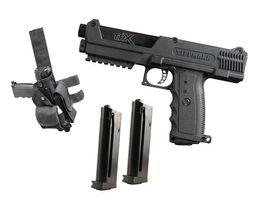 Tippmann TiPX Deluxe Pistol Kit Paintballpistole .68 Cal schwarz