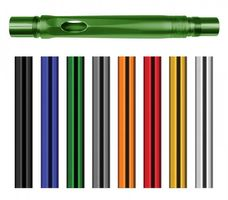 Planet Eclipse 2 piece kit Shaft FR Apple Green incl. 8 Inserts