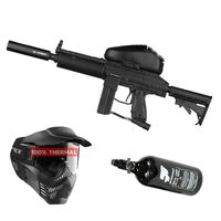 Tippmann Stryker MP2 Elite .68 Cal schwarz,  V-Force Armor thermal