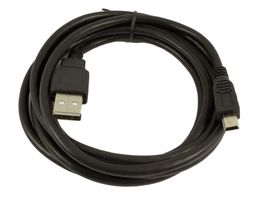 Planet Eclipse 1.8m USB A-mini B cable