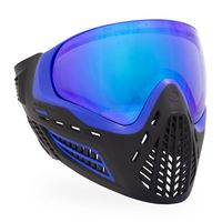 Paintball Maske Virtue VIO Ascend Blue Ice